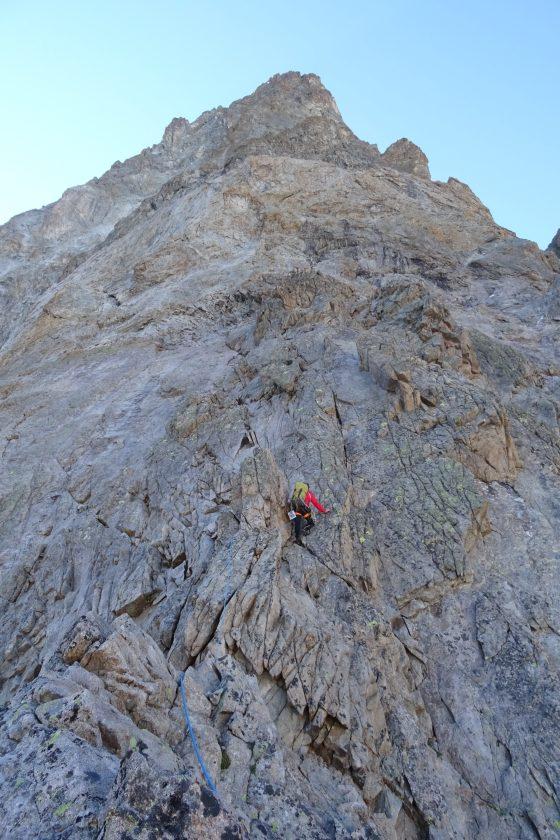 Mooi klimmen